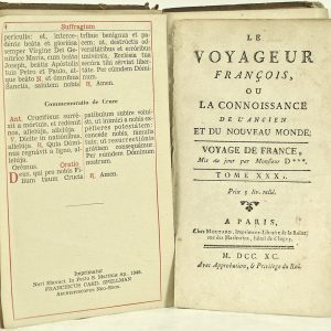 Le voyageur François