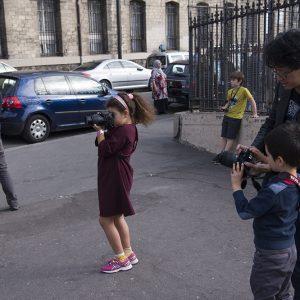 PEP'S Photobalades Pères-enfants 10ème - Pont de l'Aquéduc