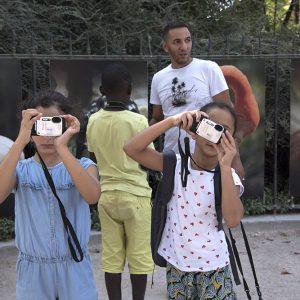 PEP'S Photobalades Pères-enfants 10ème - La nature dans la ville - Jardin des Plantes