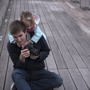 PEP'S Photobalades Pères-enfants 10ème - La nature dans la ville - BNF