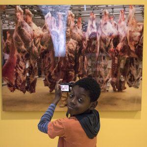 OOK Cité Saint Martin Sortie culturelle - Je mange donc je suis - Musée de l'Homme