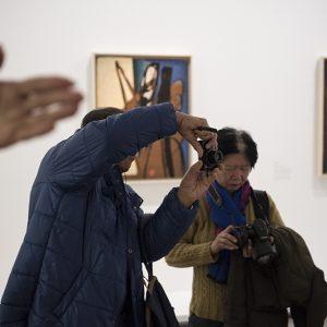 AVARA Sortie culturelle Hans Hartung - Musée d'art moderne de la Ville de Paris