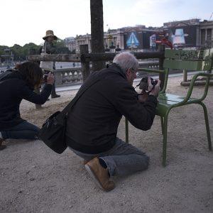 AVARA Photobalade Jardin des Tuileries