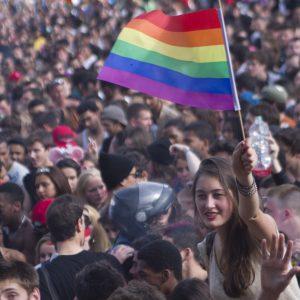 Marche des fiertés LGBT - 2014